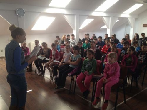 Activităti dedicate Zilei Pământului 2015 la Liceul Teoretic Carei