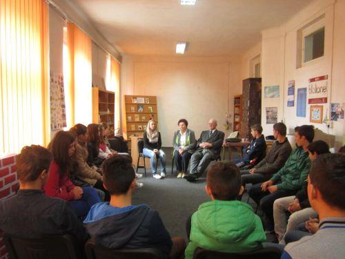 Prof. Ciarnău invitat la Ziua Veteranilor  de război