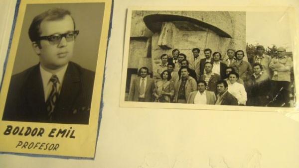 71 de ani de la naşterea profesorului şi omului de cultură, Emil Boldor. Interviu cu prof.Viorica Boldor, soţia sa