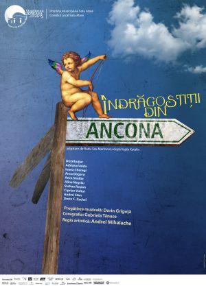 Îndrăgostiţii din Ancona la Teatrul de Nord
