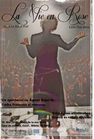 "Music-hall ""La Vie en Rose – Viața lui Edit Piaf"""