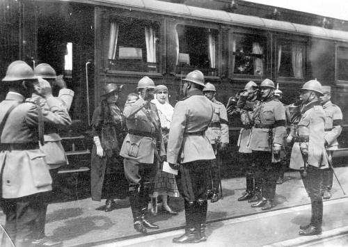 Încrustări istorice. Sabotaj în stil cărăian la sosirea Generalul Berthelot în 1918
