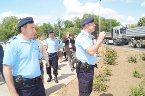 Jandarmeria   asigură ordinea publică la  sfârşit de săptămână