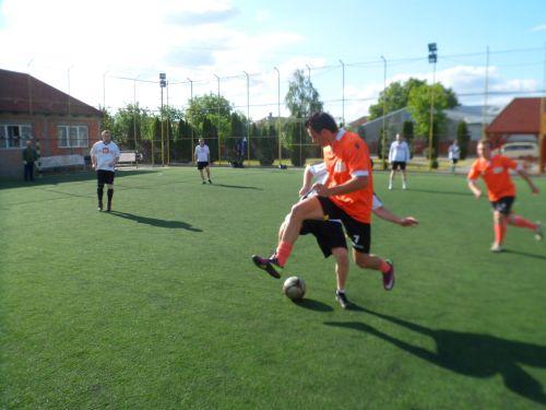Minifotbal: etapa a VIII/a