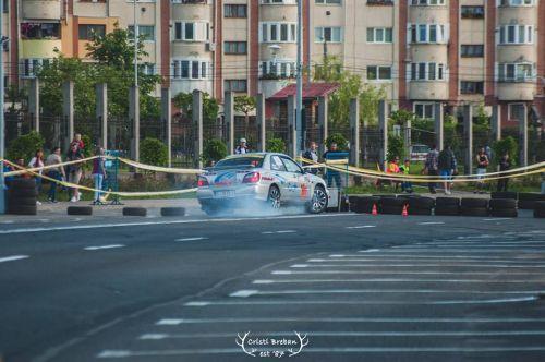 Mihai Roşu din Carei câştigă la ON.3 etapa a II-a a Campionatul Naţional Automobilistic Rally Sprint 2015