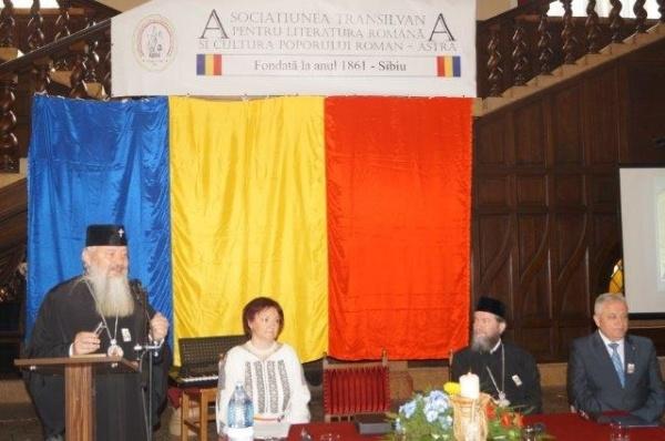Mitropolitul ANDREI a devenit membru al Academiei Române