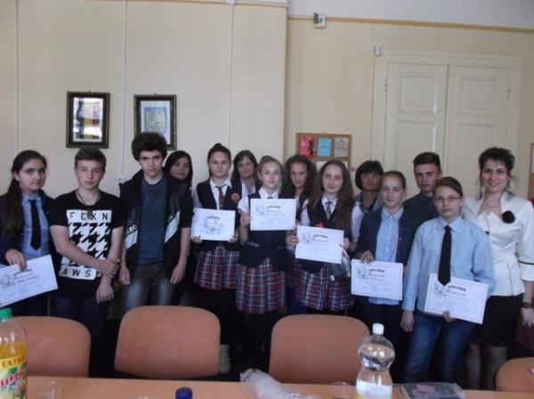 Concurs judeţean de cercetare documentară ,,Chipul mamei de-a lungul timpului'' la Şcoala Gimnazială ,,Vasile Lucaciu'' Carei