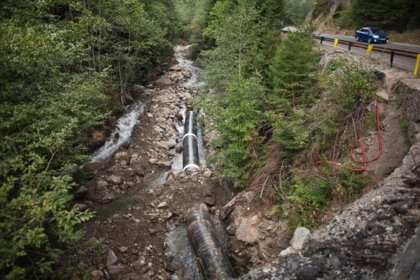 Râuri distruse cu dreptatea în mână. Râuri fără trup