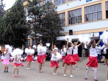 """Vivat copilăria!  Sărbătoare la Şcoala """"Octavian Goga"""""""