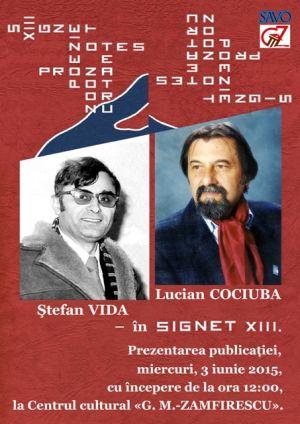 Signet şi microexpoziţie ad hoc la Centrul Cultural G.M. Zamfirescu