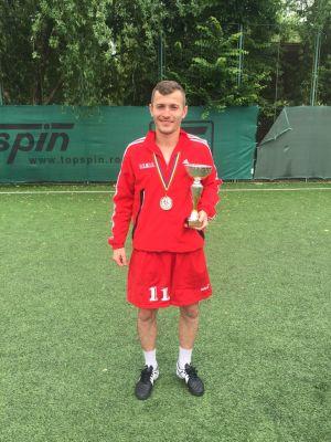 Sergentul major Vădan Călin s-a clasat pe locul II cu  echipa Ministerului Afacerilor Interne  la  Campionatul Balcanic al Poliţiştilor
