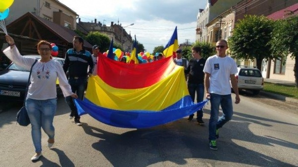 Ziua Drapelului marcată de liberalii careieni