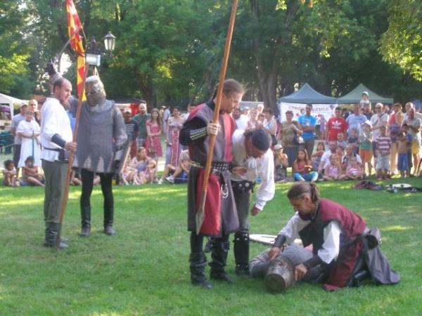 """Programul Festivalului Medieval """"Villa Karul"""" – ediția a IV-a Carei"""