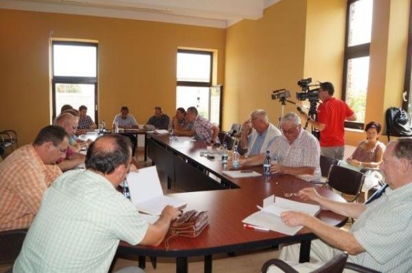 Constituirea noului Consiliu Local Carei