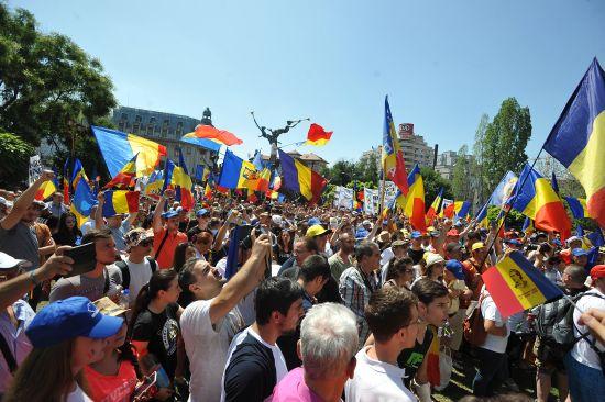 Veniţi români să cerem dreptul consfinţit de Constituţie