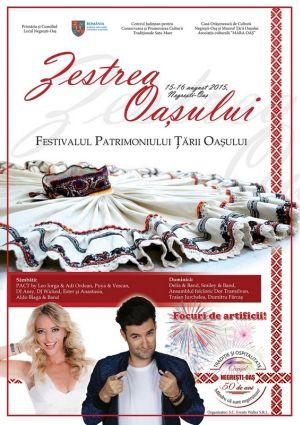 Festivalul ,,Zestrea Oaşului'' reuneşte artişti de marcă. Program