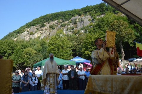 O nouă mănăstire, în Arhiepiscopia Clujului