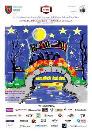 Nocturna Bibliotecii la Satu-Mare