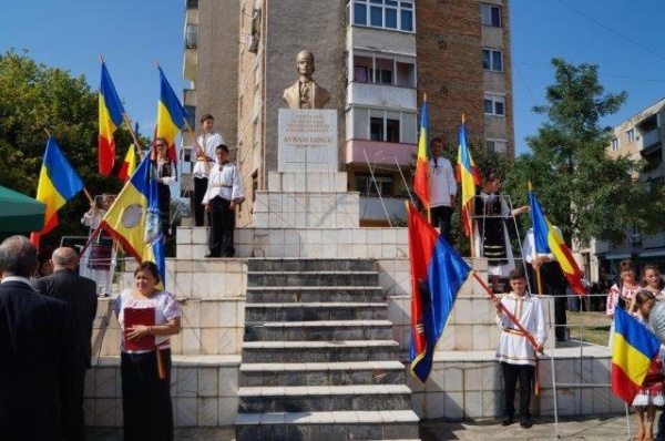 ,,Popor românesc, nu uita niciodată Că nu eşti urmaş de fricoşi şi bastarzi,,. Comemorare Avram Iancu la Carei