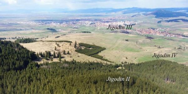 40 de cetăţi dacice în Sud-Estul şi Estul Transilvaniei