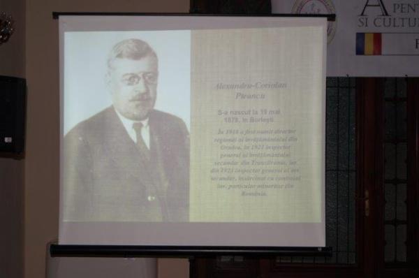 Personalităţi careiene. 140 de ani de la naşterea lui Alexandru Pteancu
