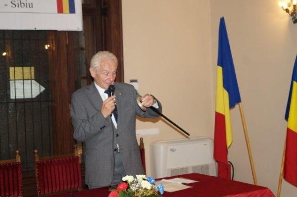 Ne-a părăsit  prof.dr.Dan Munteanu