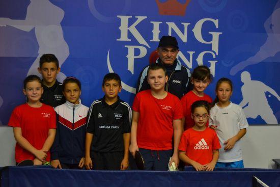 Cupa King-Pong la tenis de masă