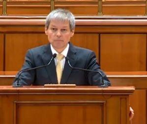 Premierul Cioloș îl pune la punct pe cancelarul Austriei