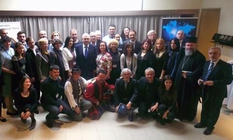 S-a înfiinţat la Viena Uniunea Jurnaliştilor Români de Pretutindeni