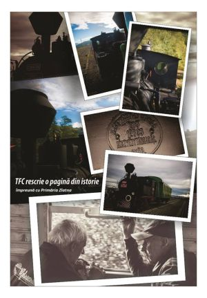 """Locomotiva cu abur """" Crăiţa din Apuseni"""" salvată de la dispariţie"""