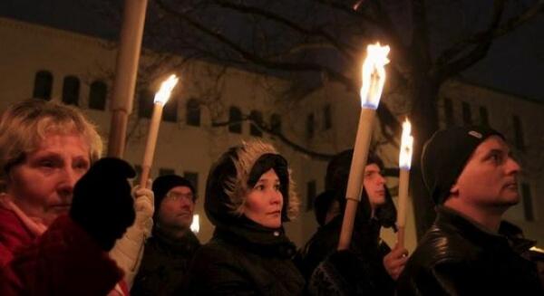 Manifestație în Ungaria împotriva ridicării statuii unui ministru antisemit