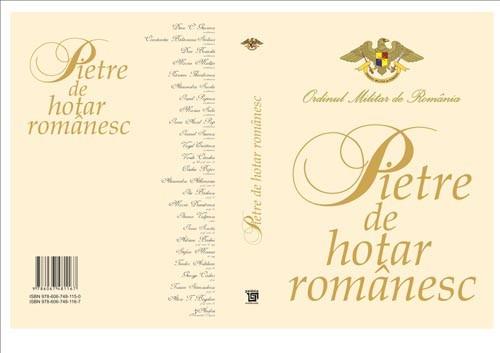 Pietre de hotar românesc. Lansare de carte