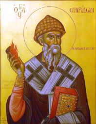 Sfântul Spiridon, făcătorul de minuni cu papucii tociţi