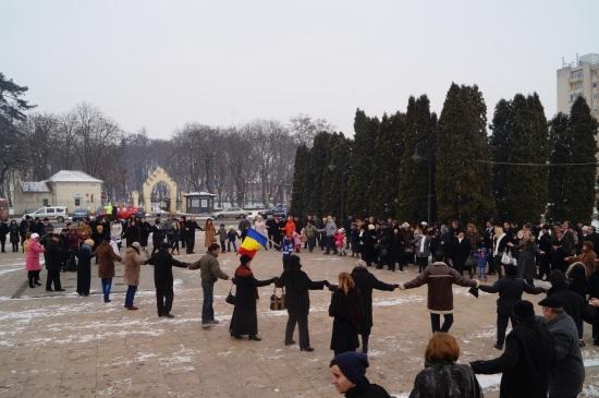 Unirea Principatelor Române sărbătorită la Carei