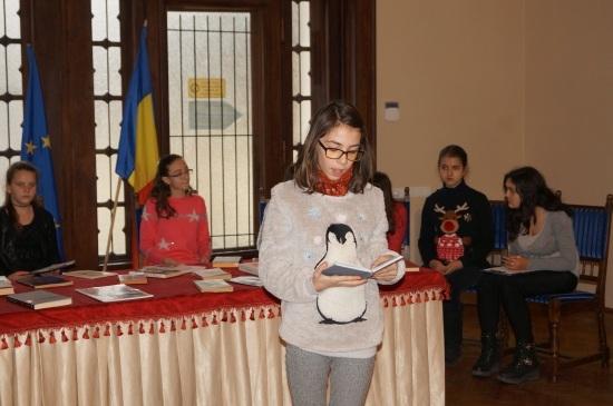 De ziua lui Mihai Eminescu un maraton al poeziei româneşti