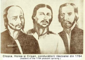 Comemorarea Revoluției lui Horea, Cloșca și Crișan
