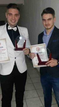 Premierea karateka sătmăreni de Federaţia Română de Karate