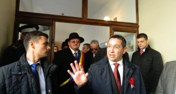 CNATDCU a stabilit că Victor Ponta a plagiat în teza de doctorat