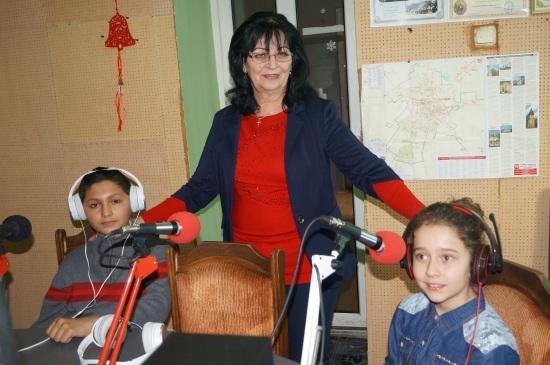 Poezii în direct la Radio Transilvania Carei