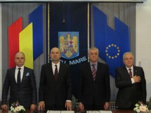 Radu Bud a fost instalat în funcția de Prefect