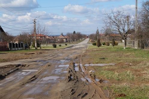 Strada Mioriţei din municipiul Carei, domnule primar