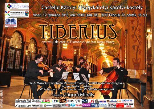 Concert cvartet Tiberius