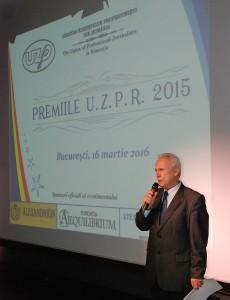 Premiile UZPR 2015 – Jurnalismul de ţinută, în prim-plan