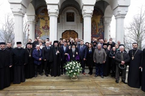 Înaltpreasfinţitul Părinte Arhiepiscop Justinian Chira – 75 de ani de la intrarea în mănăstire