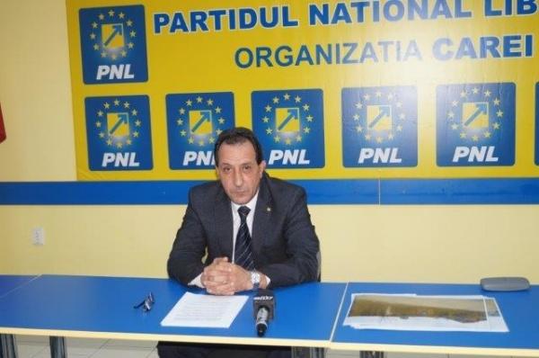 Ilie Ciută: primul proiect pentru reabilitarea Castelului Karolyi aparţine PNL Carei
