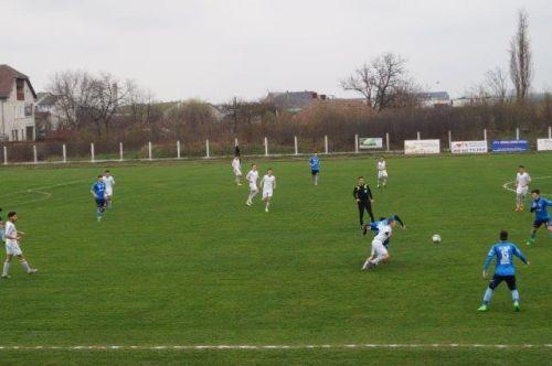CSM Victoria Carei – FC Zalău: 0-2