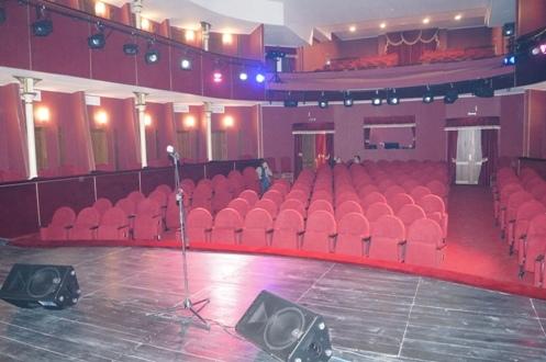 Prezentarea Teatrului Municipal presei