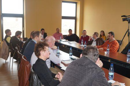 Probleme adminstrative la şedinţa de Consiliu Local