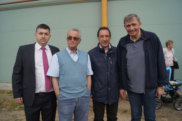 Cristian Gaţu şi Ştefan Birtalan revin la Carei la Memorialul Mircea Dohan