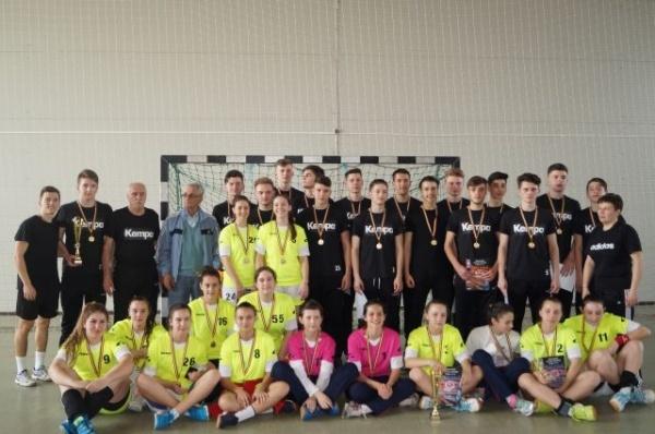 Maramureşenii câştigă Memorialul Mircea Dohan la handbal şi la fete şi la băieţi